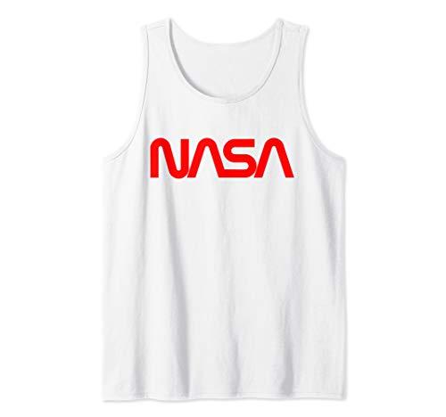 NASA Worm Logo Tank Top