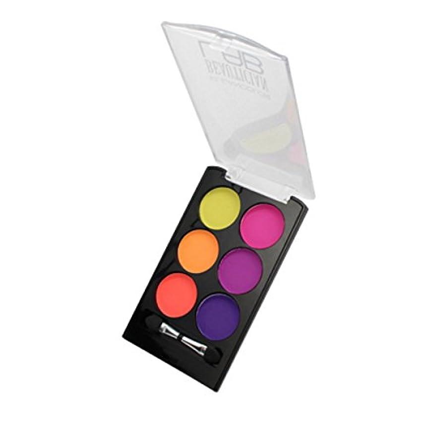 プログレッシブ優雅ロマンスKLEANCOLOR Beautician Lab Shimmer Shadow Pallete - Tech (並行輸入品)