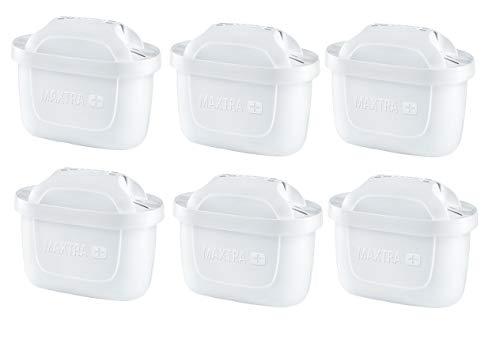 BRITA Maxtra + - Plus - 5+1 pezzi - Cartucce filtranti per caraffa filtrante (nuovo filtro)