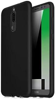 Huawei Mate 10 Lite Case Cover, Soft Gel TPU Skin Fit Case, Black