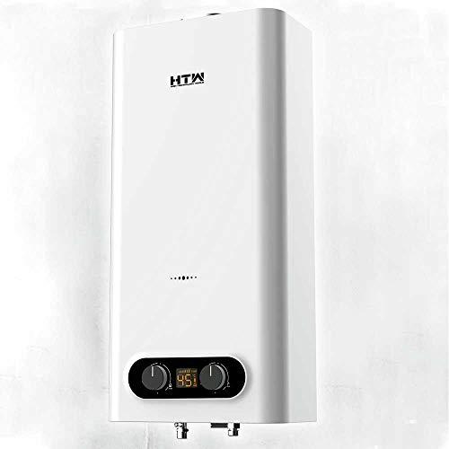 HTW - Calentador de Gas Butano Atmosférico Automático 11 Litros Obi -...