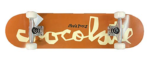 CHOCOLATE チョコレート スケートボード コンプリート CHOCOLATE BAR STEVIE PEREZ スティービー・ペレズ [CH-105] 完成品 スケボー SKATE BOARD COMPLETE (7.625×31.25_[CH-10