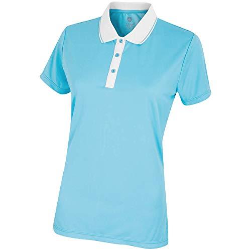 Island Green Polo de Golf pour Femme, Femme, Polo,...