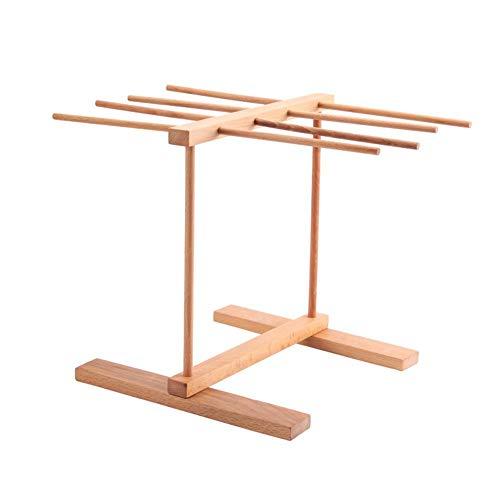 wuyanse Allungo - Tendedero plegable de madera, nogal, Gulliver
