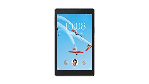Lenovo Tab 4 TB-8504X - Tablet con Display da 8  IPS, Processore Qualcomm Snapdragon MSM8917 QC 1.4GHZ 64BIT, 2 GB di RAM, 16GB eMMC, Fotocamera posteriore da 5.0 Megapixel con Auto Focus, LTE, Nero