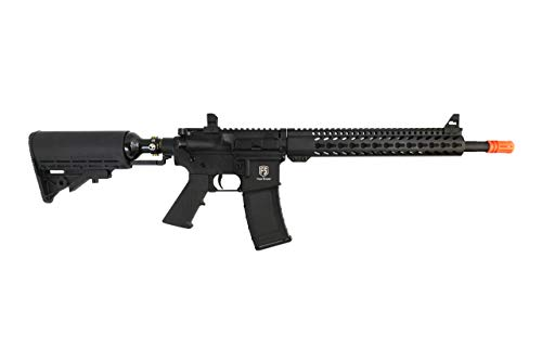 First Strike T15-A1 Carbine Gas Blow Back Airsoft Rifle w/Integrated 13/3000 Tank Stock