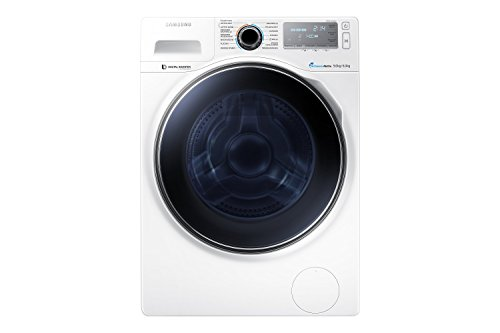 Samsung Ecobubble WD90J7400GW 9kg 1400 spin Freestanding Washer Dryer in White