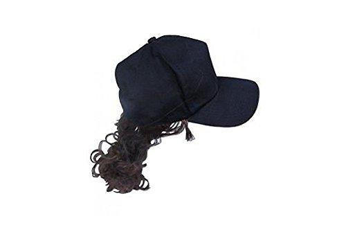 Preisvergleich Produktbild Billy Bob Billy Ray Hat with Brown Hair by Billy-Bob