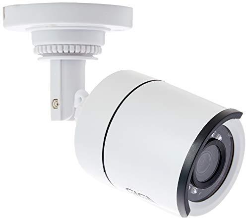 Câmera de segurança Bullet Plástica 720p Open HD Plus GIGA Infravermelho 20m - GS0013, Giga, Branco