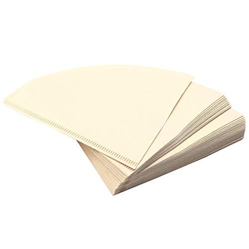 SNOWINSPRING V60 Filter Becher Spezial 102 Kaffee Filter Papier Kaffee Filter Papiere Ungebleicht Original Holz Tropf Papier Kegel Form Kaffee Werkzeuge