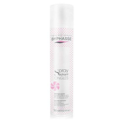 Byphasse Byphasse Uñas Spray Secante Esmalte 300 Ml. - 30 ml