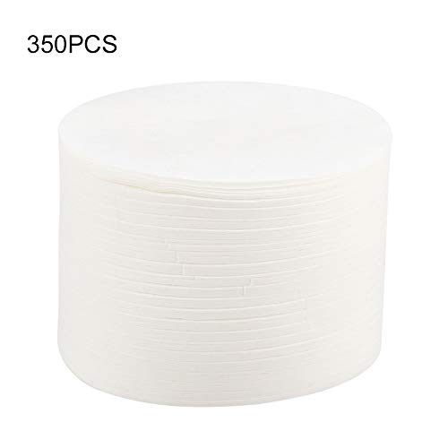 Filterpapiere - 350PCS rundes Kaffeefilterpapier Kaffeemaschine Filterfilter für Aeropress-Kaffeemaschine