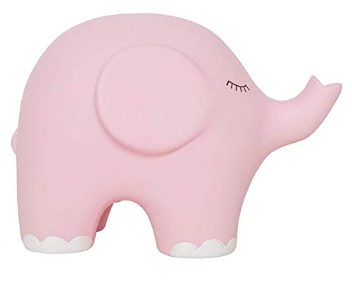 jabadabado Nichtlicht Schlummerlicht Elefant rosa