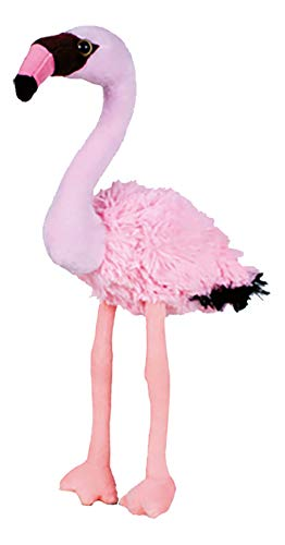 Famosa - Tropical 760016995. Peluche Flamenco 40cm