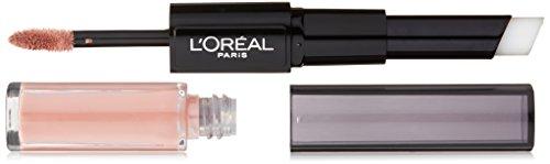 L'Oréal Paris Infallible Pro Last 2 Step Lipstick, Rose Tattoo, 1 fl....