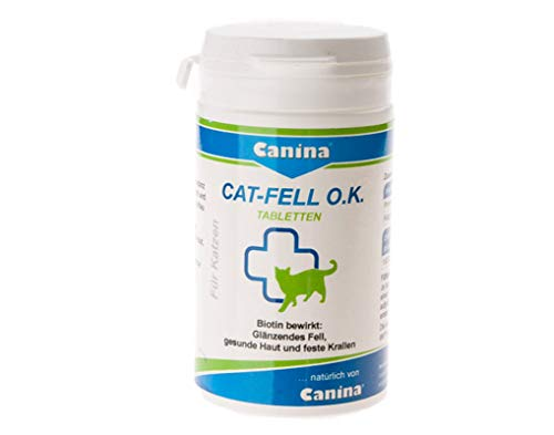 Canina Pharma CAT Fell O.K. Tabletten 250 Tabl, 125 g