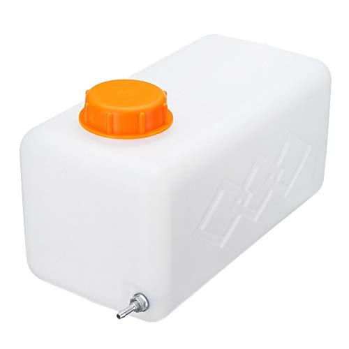 SALAMOPH 5.5 L Kraftstofftank Öl Benzin Diesel Benzin Kunststoff Storge Kanister Wassertank für Boot Auto Lkw Heizung Zubehör