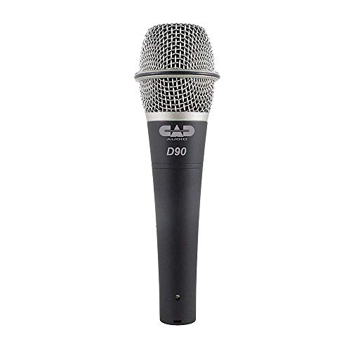 CAD Audio DYNAMIC MICROPHONE, 1 Count (D90)