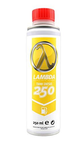 Lambda Tankzusatz Diesel 250ml Kraftstoffsystemreiniger TÜV geprüft