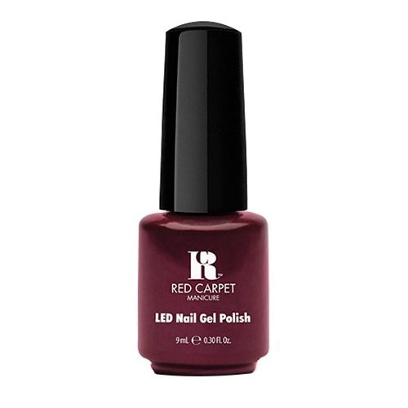 岸悲しみ敬意を表してRed Carpet Manicure - LED Nail Gel Polish - Glamspiration - 0.3oz / 9ml