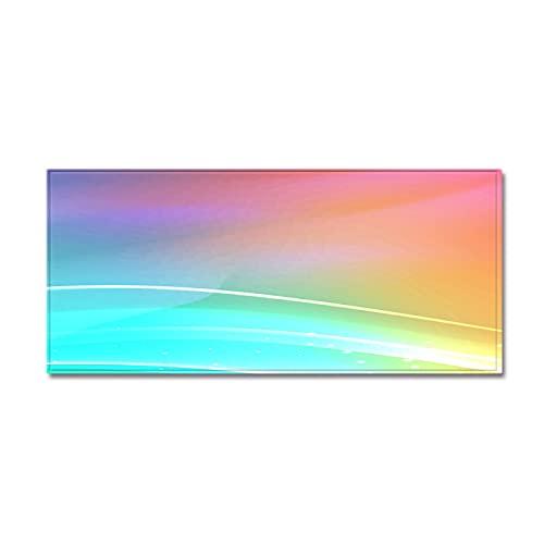NHhuai Interiores y Suaves Alfombras de Sala de Estar aptas para niños Alfombrillas de Color Nebulosa adecuadas para salón y Dormitorio.