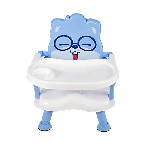 HJW Stuhl Klapphocker Sitz Fußhocker Bank, Verstellbares Esszimmer Für Baby Klappbarer Esstisch Für Baby Multifunktionshoch Für Kinder,1