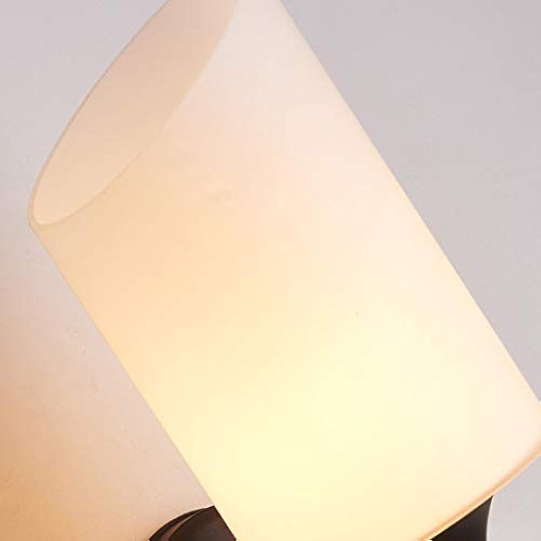 ZHYTX Wohnzimmer mit Stiegenhaus Modern Minimalist Korridor Nachttischlampe Option betrieben