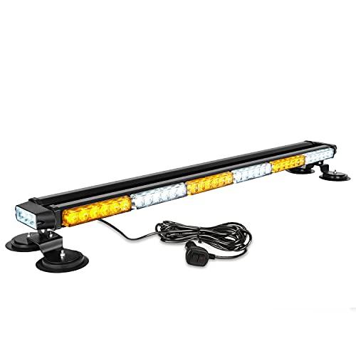 ASPL 38.5' 78 LED Strobe Light Bar Double Side Flashing High...