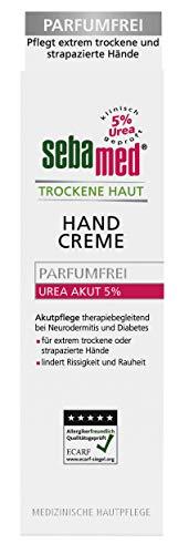 Sebamed Urea Acut 5% handcrème, parfumvrij, 75 ml