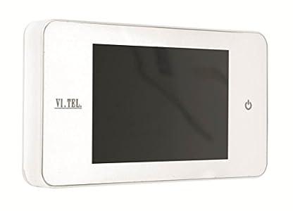 VI.Tel. E0378 60-Mirilla Digital, Blanco, 4