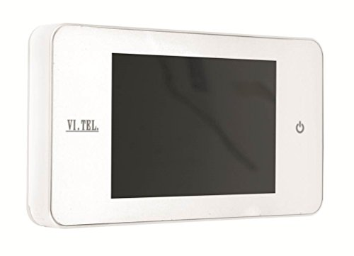 VI.Tel. E0378 60-Mirilla Digital, Blanco, 4'