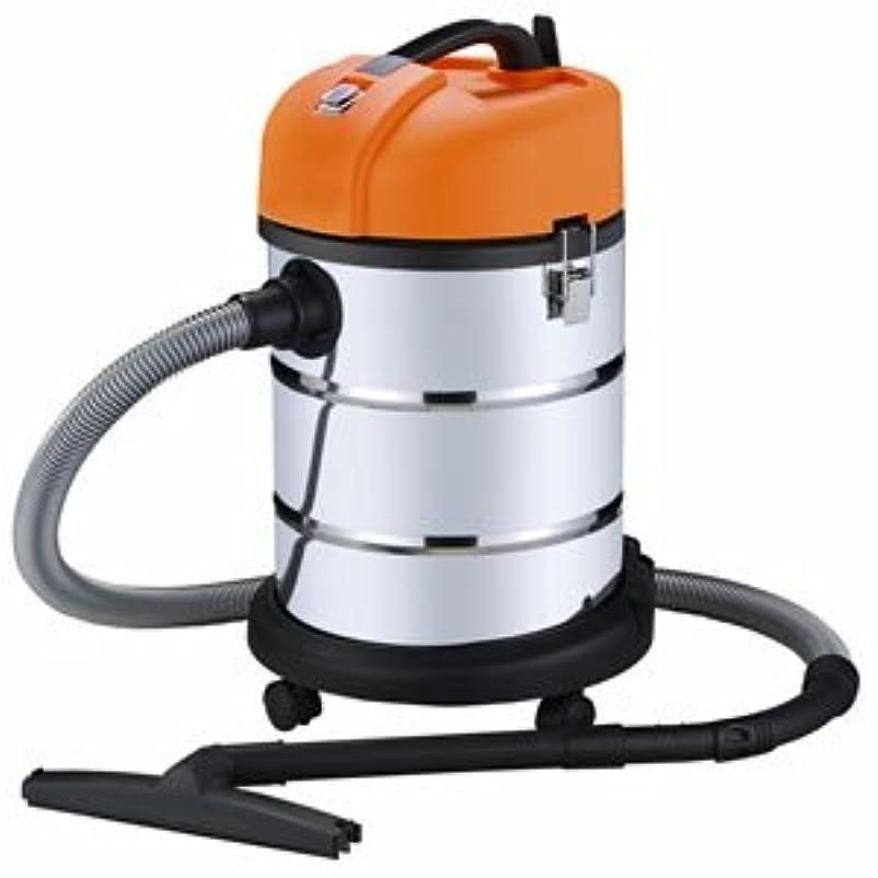 起訴する発表する降下日動 業務用掃除機 乾湿両用 30L ステンレス バキュームクリーナー NVC-30L-S