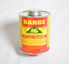 Barge Cement One Quart