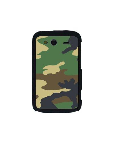 CoverYours - Carcasa para HTC Wildfire S, diseño de camuflaje