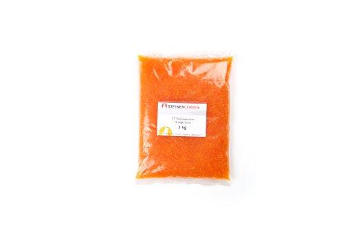 ST-Trockenperlen Orange, Beutel a 3kg (regenerierbar)