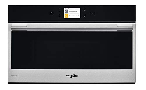 Micro ondes Combiné Encastrable Whirlpool W9MD260IXL - Micro-Ondes combiné Integrable Inox - 31 litres - 1000 W