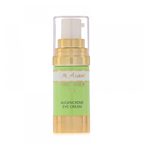 M. Asam VINO GOLD Anti Wrinkle Augencreme Eye Cream by Vino Gold