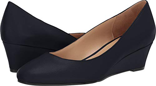 Naturalizer Women's Pilar Pump, Inky Navy, 9 W US