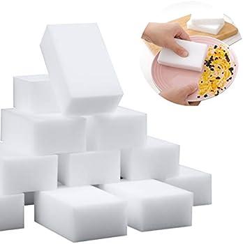 100-Pack SmilePowo Magic Sponge Eraser