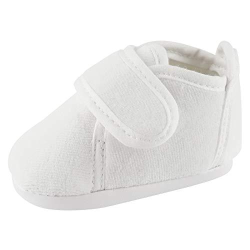 Toma Festliche Baby Taufschuhe Babyschuhe Junge Mädchen Babytaufschuhe Weiß Größe 12cm