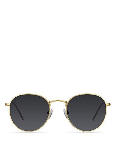 Meller Yster Gold Carbon - UV400 Polarisiert Unisex Sonnenbrillen