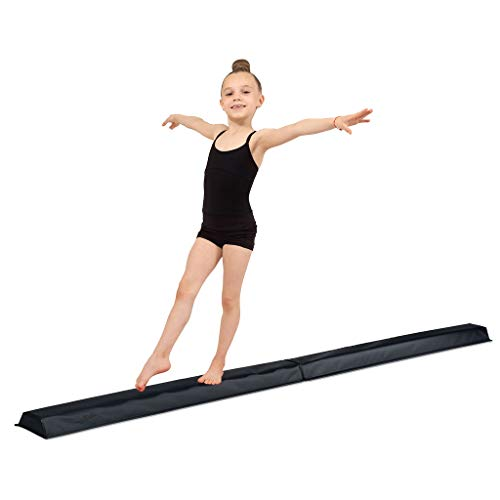 Why Choose SOPHM5 Training Equipment 8ft Black Indoor Balance Beam for Kids Adults Folding Foam Low ...