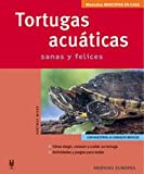 Tortugas acuáticas (Mascotas en casa)