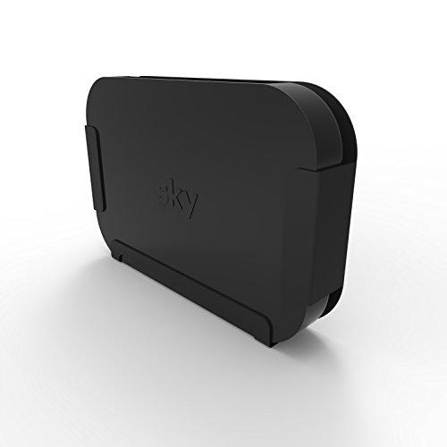 Penn-Elcom wandhouder, Sky Q Mini Box Solar Black