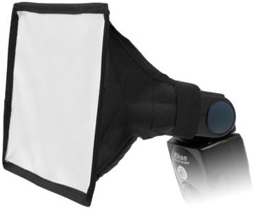 Universal Camera Flash Reflector Diffuser External Softbox for Nikon Sigma Vivita Sony Nissin Canon A Sunpack