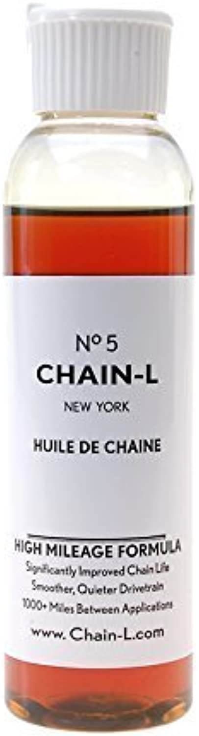 ChainL HighMileage Bicycle Chain Lube, 4 oz. by ChainL