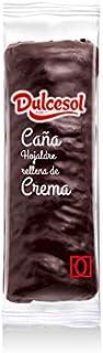 comprar comparacion 🍩😋 Caña crema y chocolate - DULCESOL - Caja 2,5 kg 🍩😋
