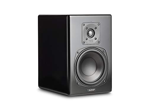 Great Price! M&K Sound Miller & Kreisel MPS1620P Active Studio Monitor | Onyx | Sold as Each