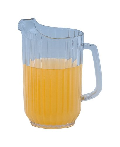 Jug Polycarbonate Dishwasher Safe 48oz 1.1 Litre Clear