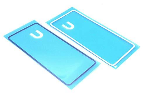 handywest Kompatibel für Huawei P20 Akkudeckel Kleber Kleberband Backcover Cover Kleber Klebefolie Streifen Dichtung Adhesive